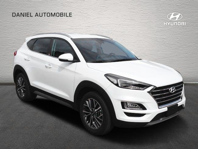 suv Hyundai Tucson 1.6 T-GDi Amplia 4WD