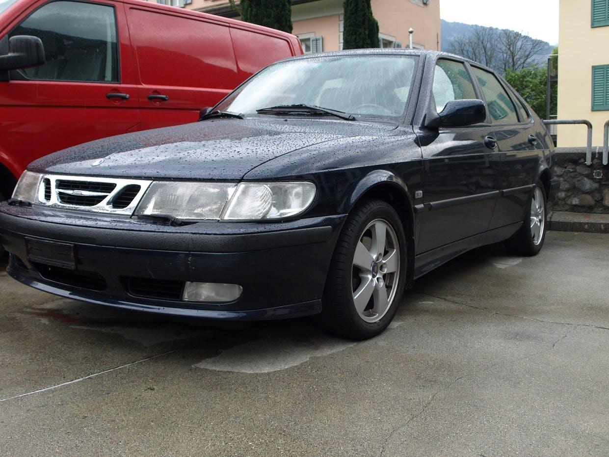 saloon Saab 9-3 SET Anniversary