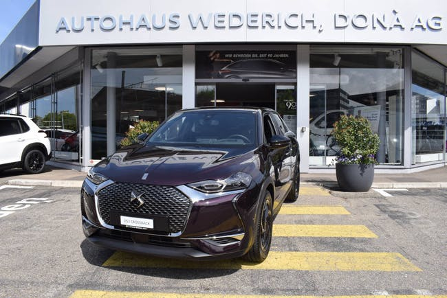 suv DS Automobiles DS3 Crossback 1.2 PureTech 155 So Chic