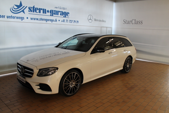 estate Mercedes-Benz E-Klasse E 450 4Matic Kombi AMG Line