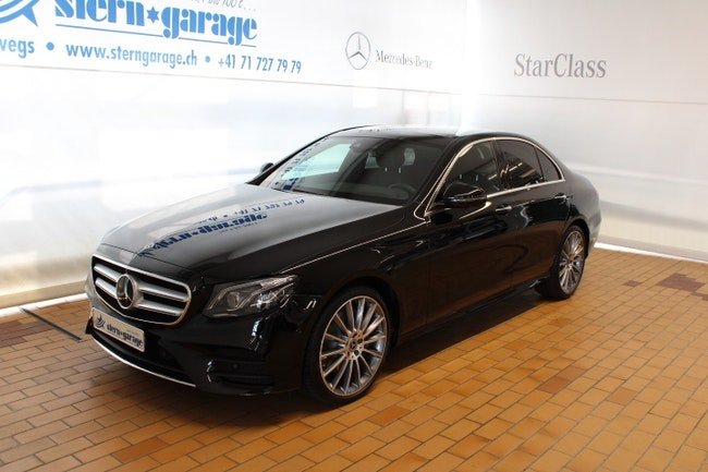 saloon Mercedes-Benz E-Klasse E 220 d 4Matic Swiss Star AMG Line