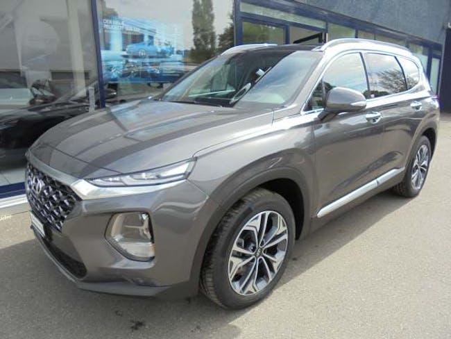 suv Hyundai Santa Fe 2.2 CRDi Vertex 7P