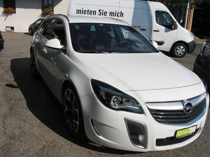 Opel Insignia Sports Tourer 2.8 V6 T 4x4 OPC 67'000 km CHF31'300 - acquistare su carforyou.ch - 1