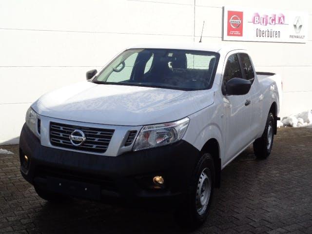 pickup Nissan Navara KC Visia 4WD
