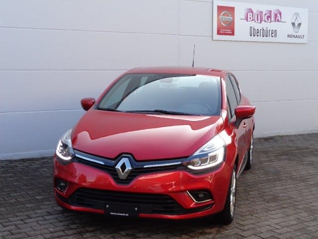 saloon Renault Clio 1.2T Intens