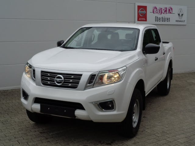 pickup Nissan Navara DC Visia 4WD