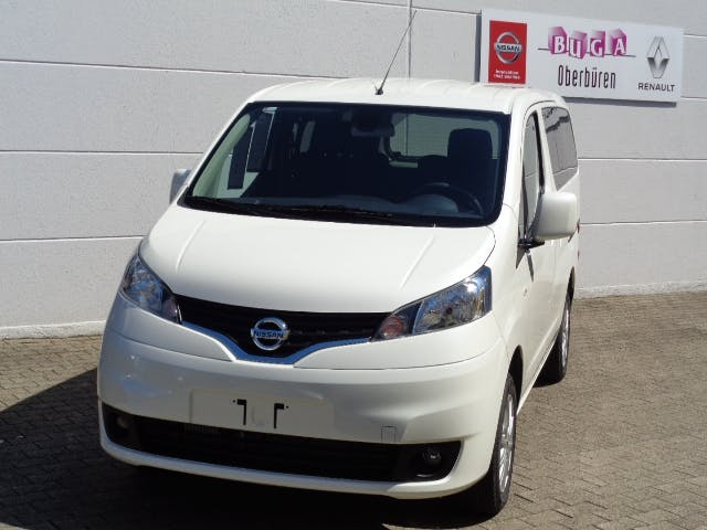 bus Nissan NV200 1.5dCi Evalia Tekna
