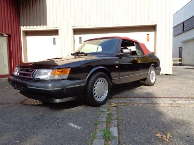 cabriolet Saab 900 2.0 turbo 16