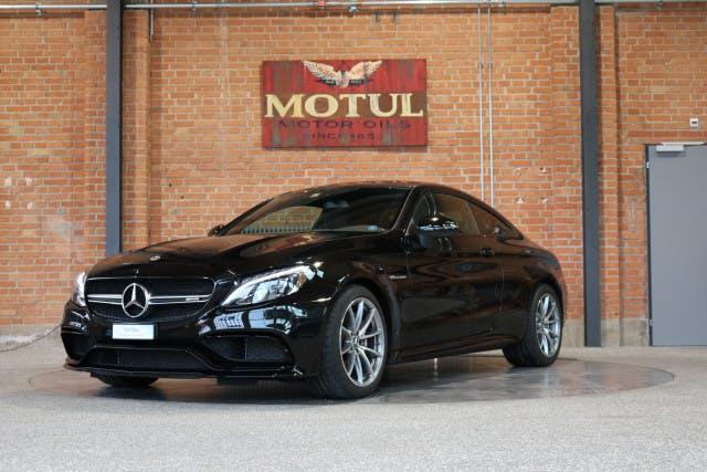 coupe Mercedes-Benz C-Klasse C 63 AMG