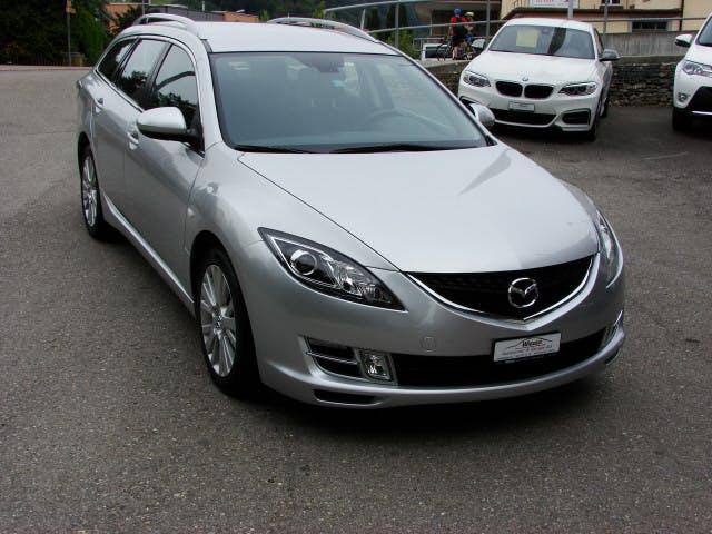 estate Mazda 6 2.0 16V Exclusive