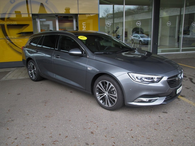 Opel Insignia Sports Tourer 1.5 T Excellence 5'000 km CHF36'900 - buy on carforyou.ch - 1