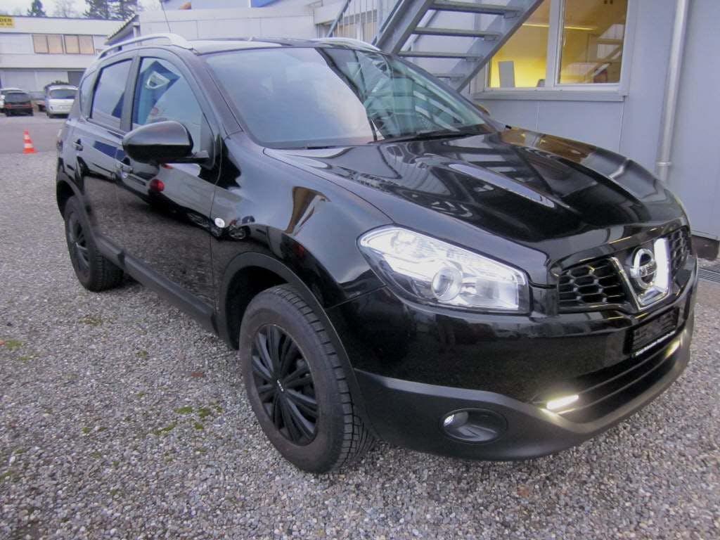suv Nissan Qashqai 1.6 16V I-Way