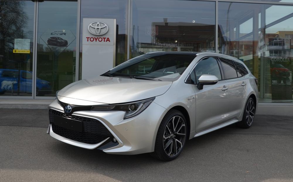 estate Toyota Corolla Touring Sports 2.0 HSD Premium