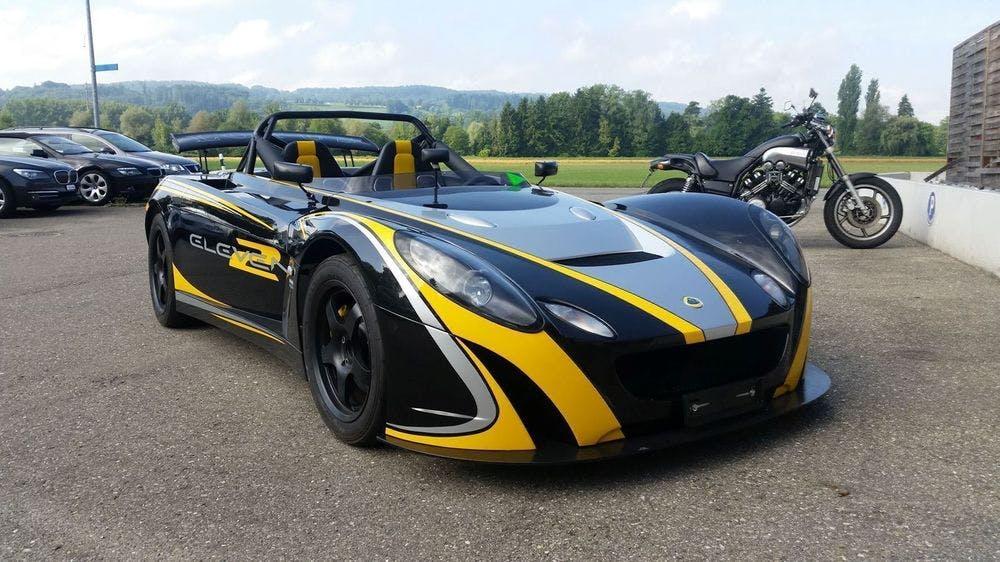 cabriolet Lotus 2 - Eleven Strassenzugelassen
