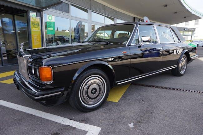 saloon Rolls Royce Silver Spur II