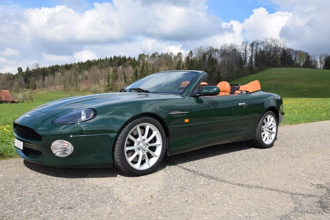 cabriolet Aston Martin DB7 Vantage Volante 5.9