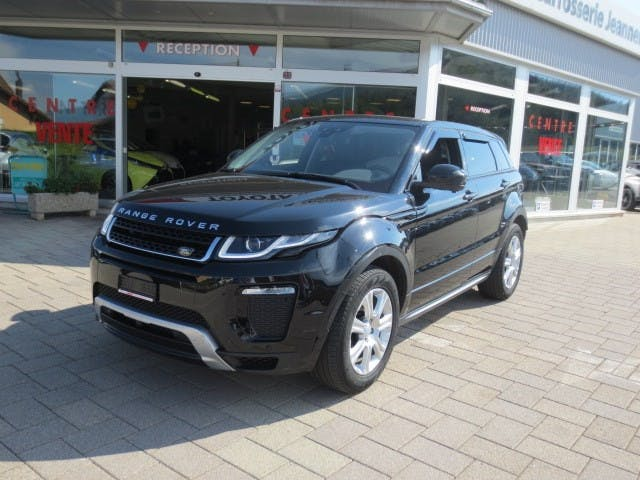 suv Land Rover Range Rover Evoque 2.0 TD4 SE Dynamic AT9