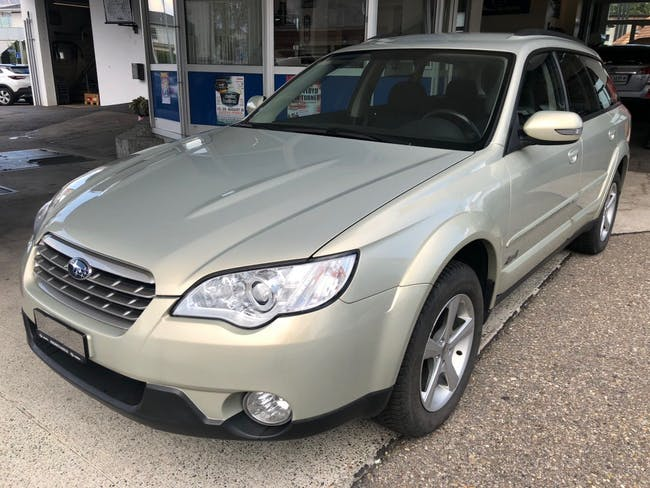 estate Subaru Outback 2.5i AWD Comfort