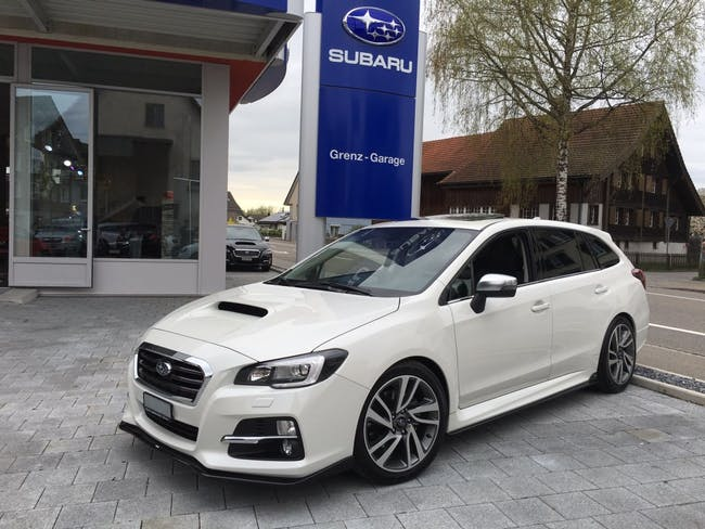 estate Subaru Levorg 1.6DIT Luxury S AWD Lineartronic