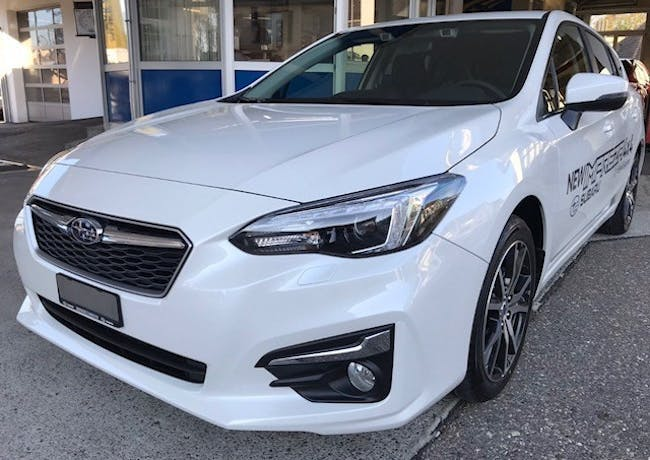 saloon Subaru Impreza Swiss EyeSight *NEW*