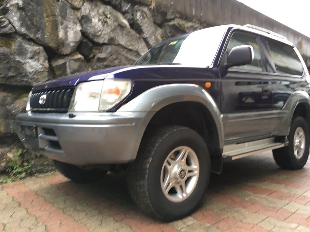 suv Toyota Land Cruiser 300 3.4 V6 VX