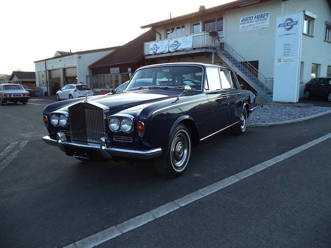 saloon Rolls Royce Silver Shadow Silver Shadow