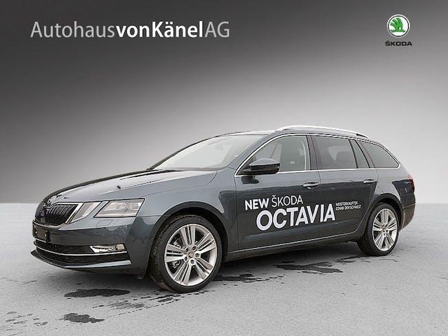 estate Skoda Octavia Combi 2.0 TDI Style DSG
