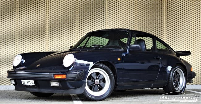 coupe Porsche 911 Carrera