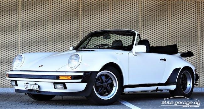 cabriolet Porsche 911 TURBO