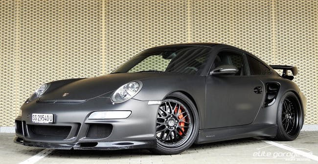 coupe Porsche 911 Turbo GT2 RS Look