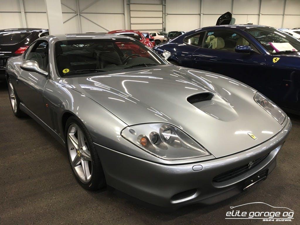 coupe Ferrari 575 M