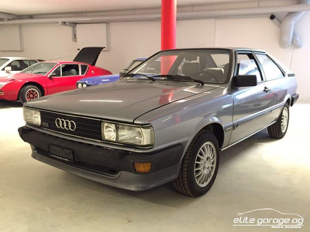 coupe Audi Coupé 2.1 GT 5E