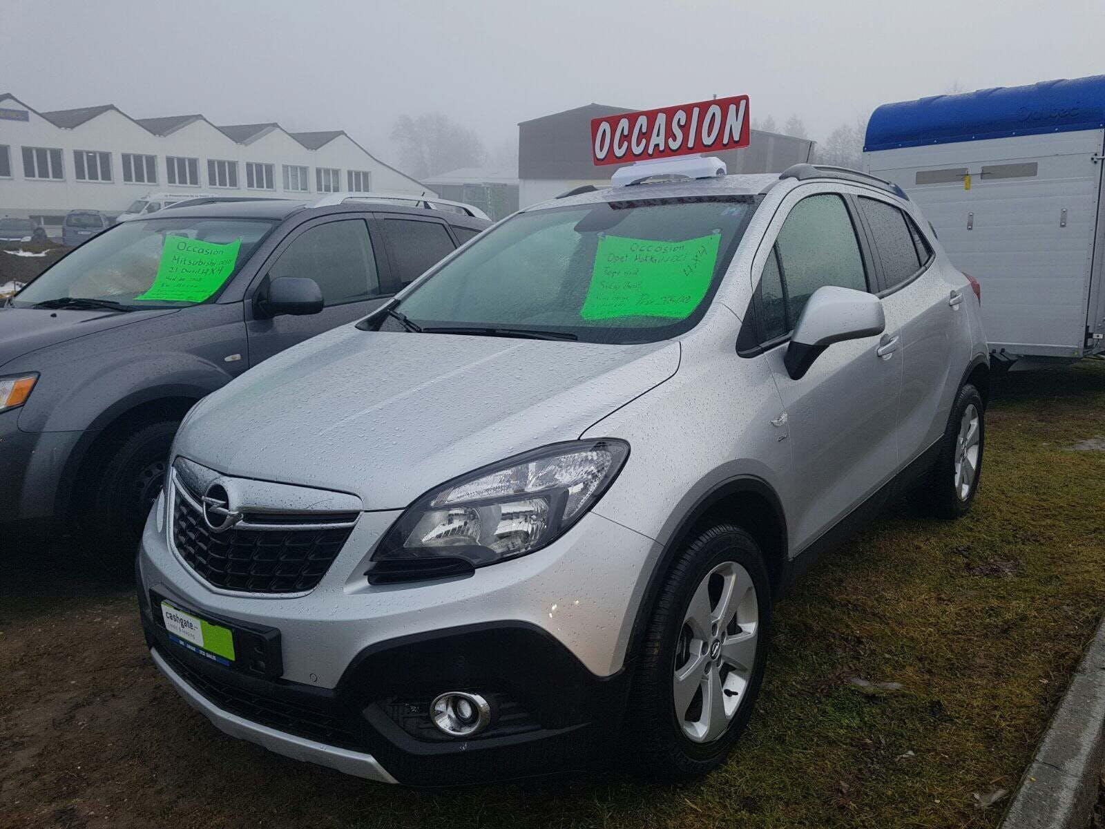 suv Opel Mokka 1.6 CDTI 4x4 Drive S/S