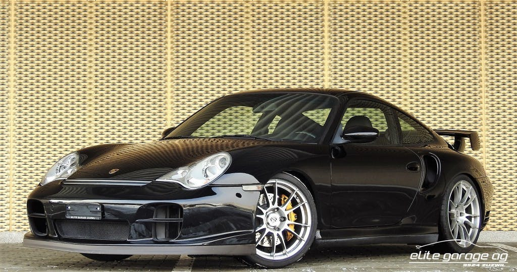 coupe Porsche 911 GT2 SP Edition