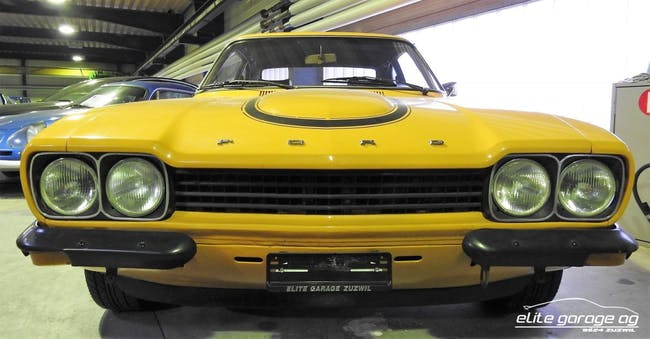 coupe Ford Capri RS 2600