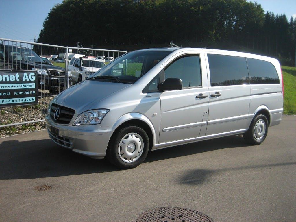 bus Mercedes-Benz Vito 122 CDI Blue Efficiency L A