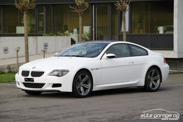 coupe BMW 6er M6