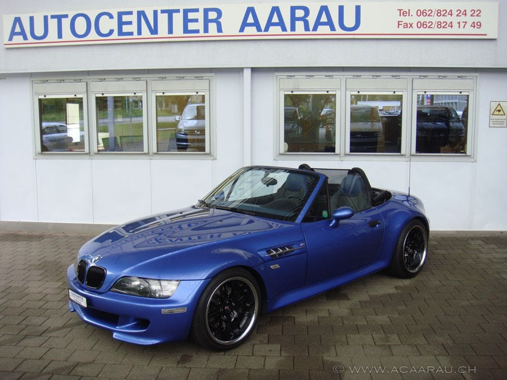 cabriolet BMW Z3 M Roadster