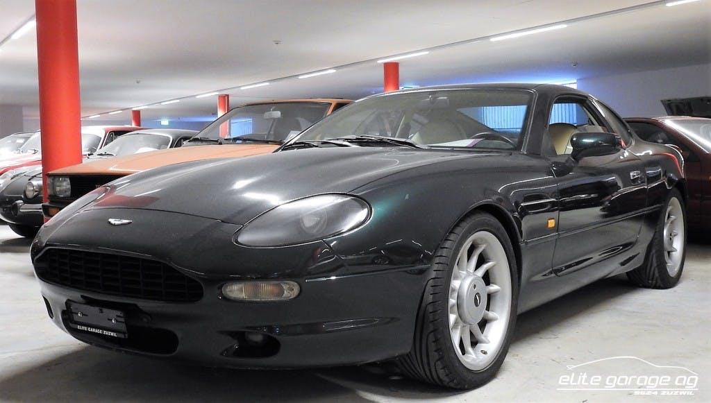coupe Aston Martin DB7 DB7