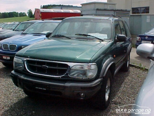 suv Ford USA Explorer 4.0 Ltd. Edition