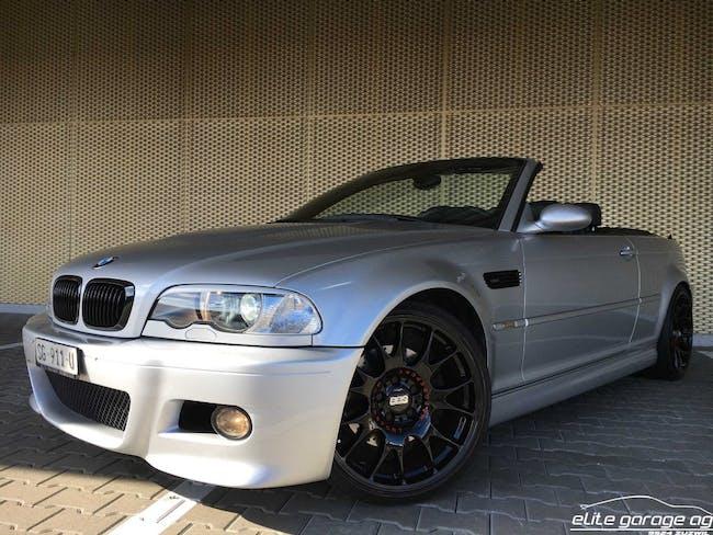 cabriolet BMW 3er M3 Cabriolet
