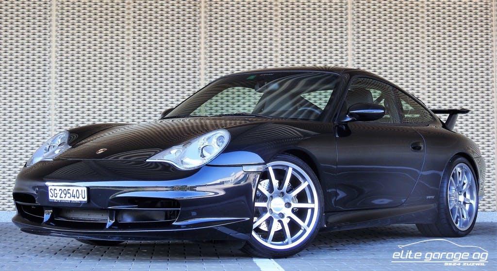 coupe Porsche 911 Carrera GT3 LOOK