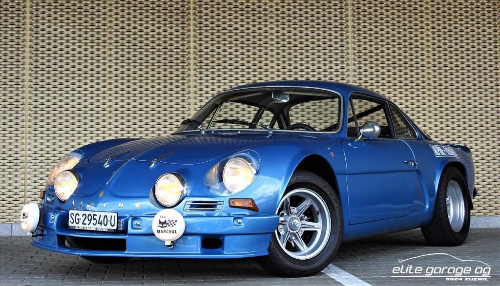 coupe Alpine A110 1300 G ´´Gordini´´