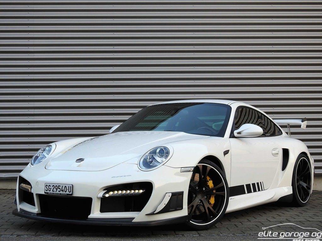 coupe Porsche 911 GT2