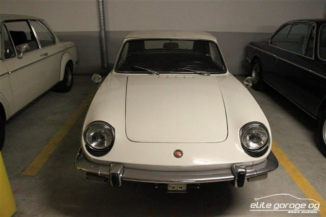 coupe Fiat 850 Spider