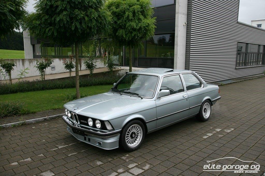 coupe BMW 3er 323