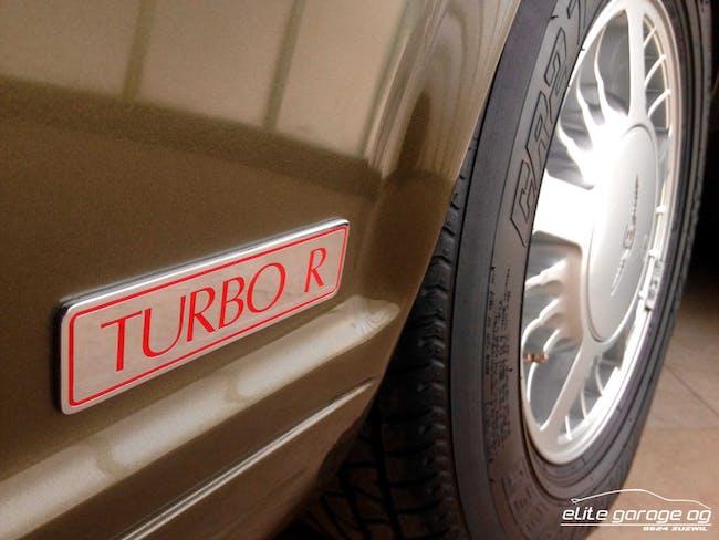 saloon Bentley Turbo R Turbo R