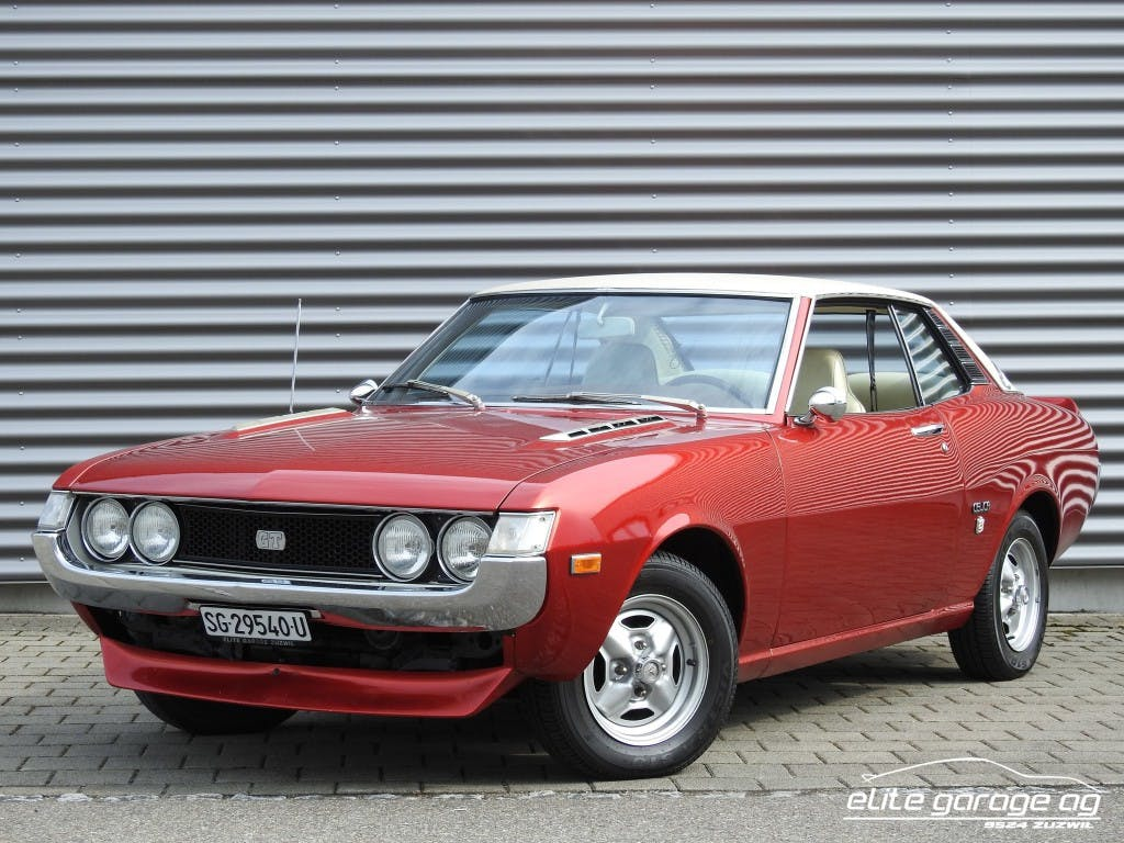 coupe Toyota Celica GT