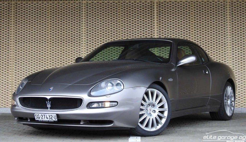 coupe Maserati GT Coupé GT