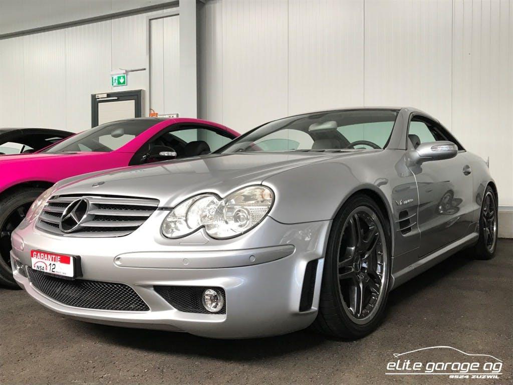 cabriolet Mercedes-Benz SL 65 AMG